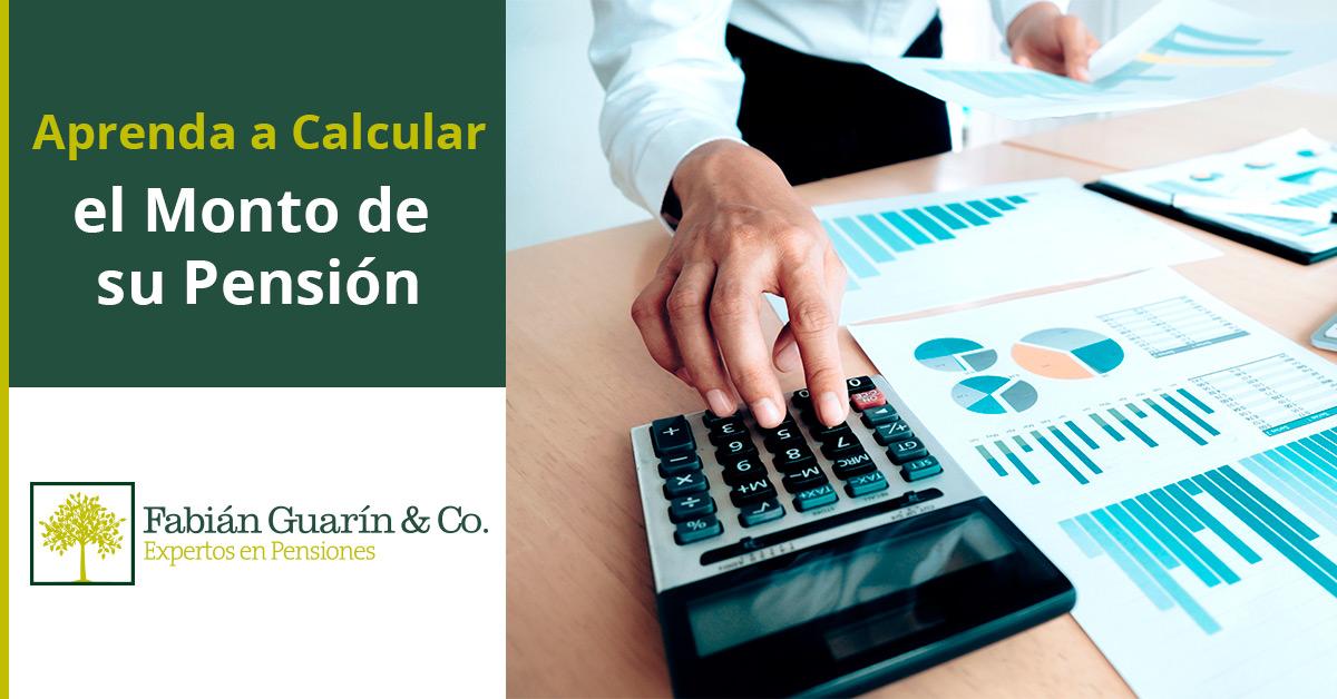 calcular monto pension colombia